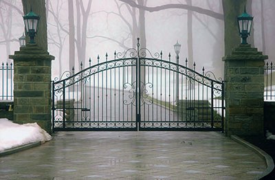 Driveway Gate Troubleshooting - Gate Repair Garden Grove, CA